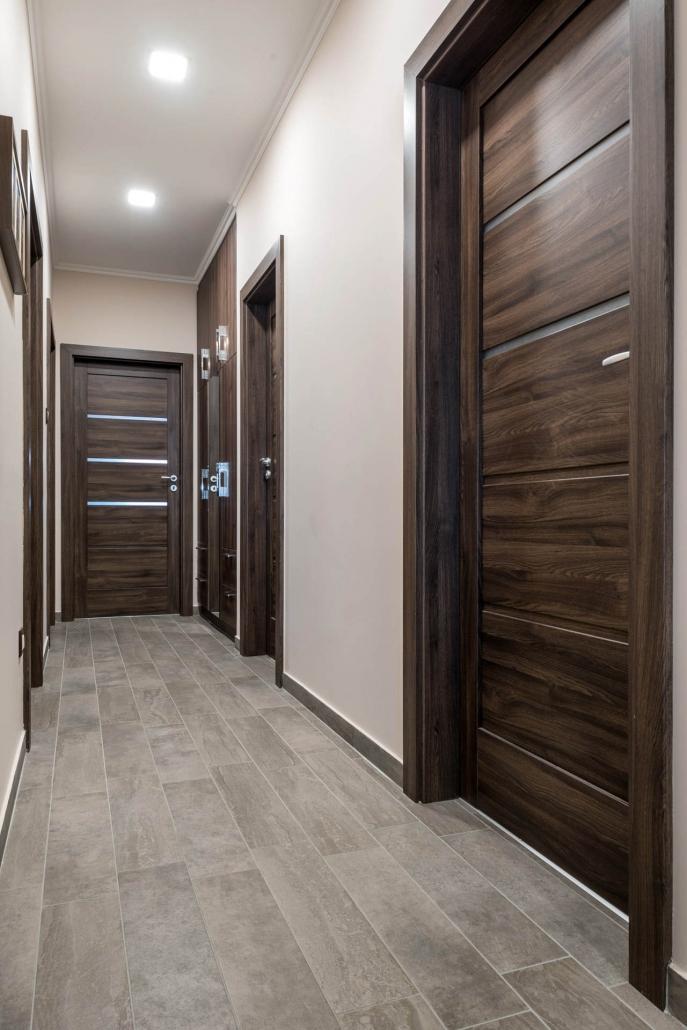 modern beltéri ajtó