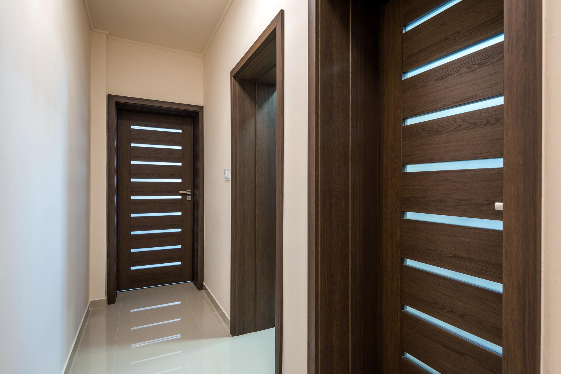 kényelmes otthon, folyosó