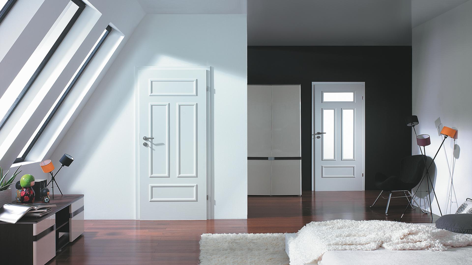 Beltéri ajtók Klasszikus
