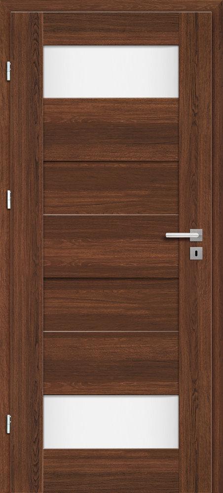 debecja ajtó