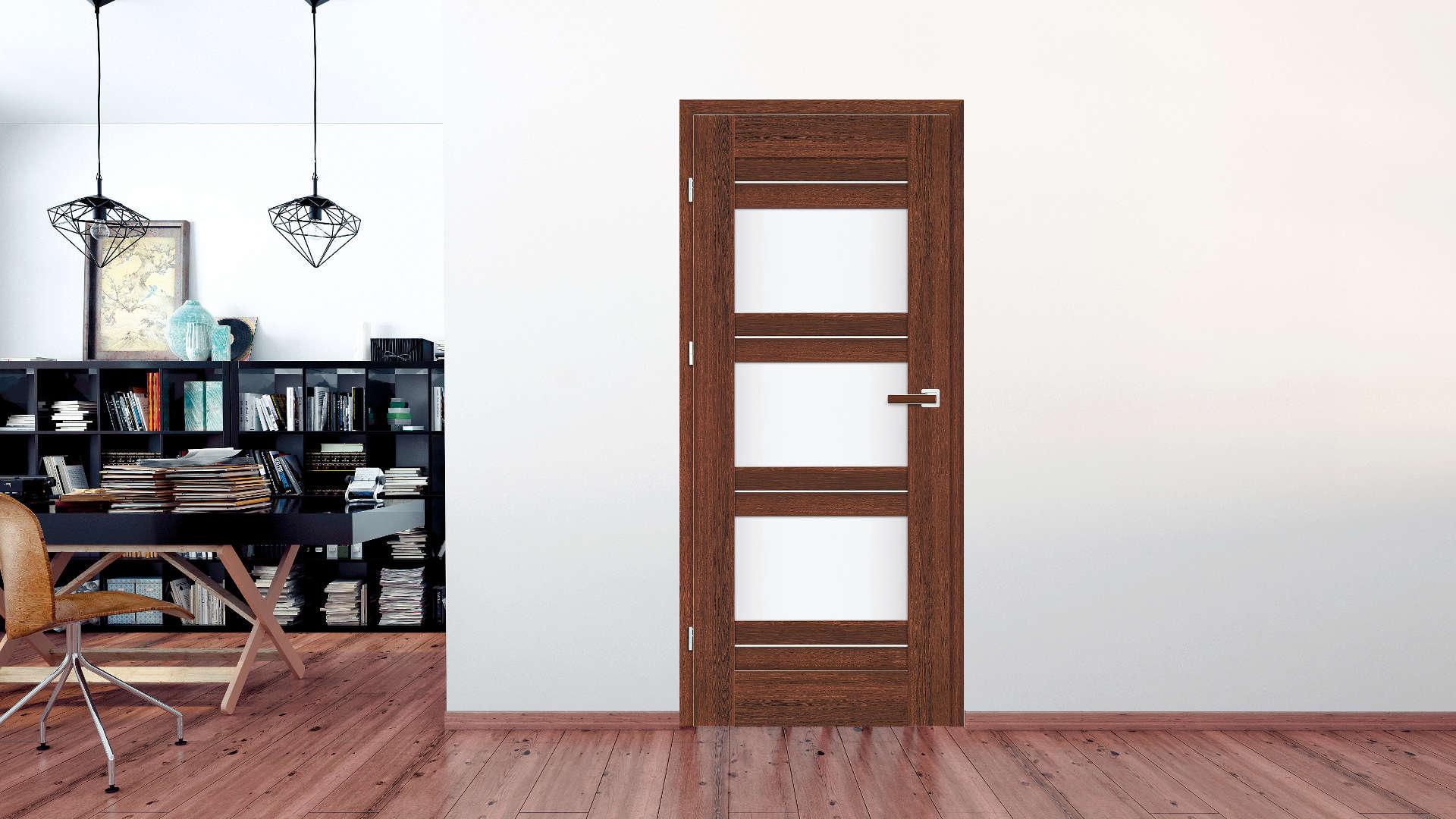 Krokus ajtó, Modern beltéri ajtók