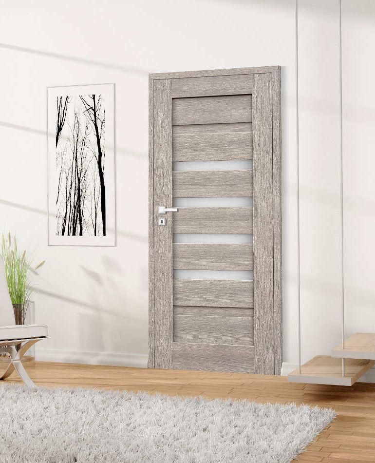 Petunia beltéri ajtó, Petunia ajtócsalád, modern beltéri ajtó